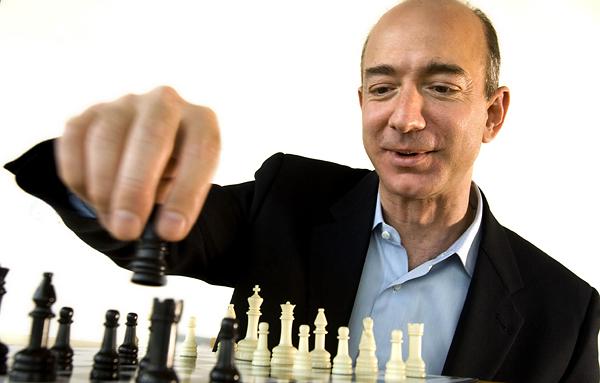 Основатель Amazon Джефф Безос реализовал акции компании на $1 млрд
