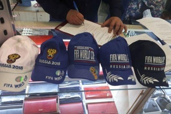 FIFA и торговые сети объединили усилия в борьбе с контрафактом