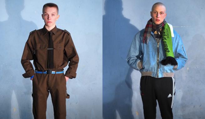 Всемирно известный дизайнер Гоша Рубчинский продемонстрировал новейшую коллекцию одежды вКалининграде
