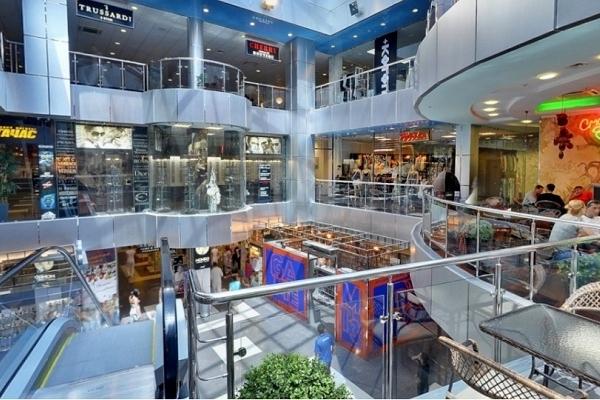 На юге Москвы появится новый торговый центр с кинотеатром