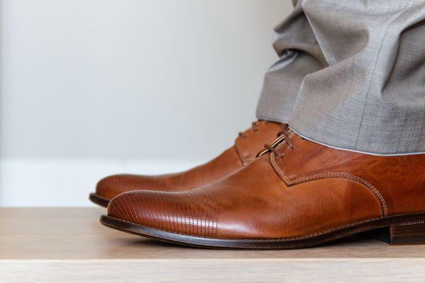 Роскачество признало мужскую кожаную обувь безопасной