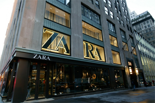 Минпромторг локализует производство Zara в РФ