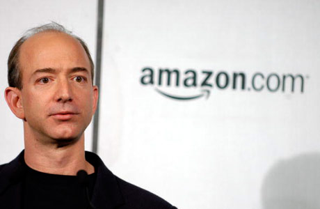 Гендиректор компании Amazon занеделю разбогател на3,8 млрд долларов