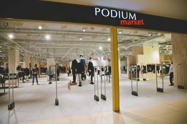 Модный ритейлер Podium Market покидает розничный бизнес