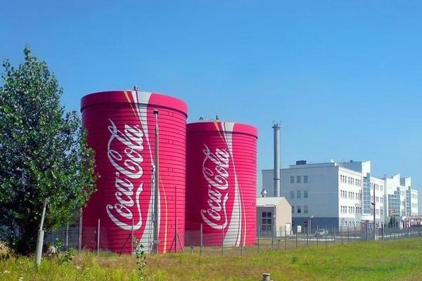 «Максидом» планирует открытие вбывшем заводе Coca-Cola