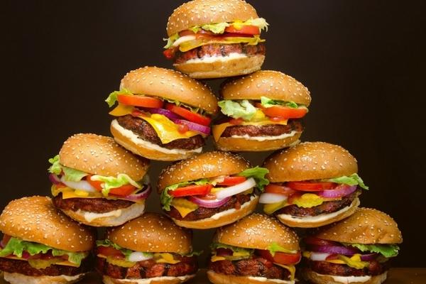 McDonald`s, KFC и Burger King захватили российский рынок