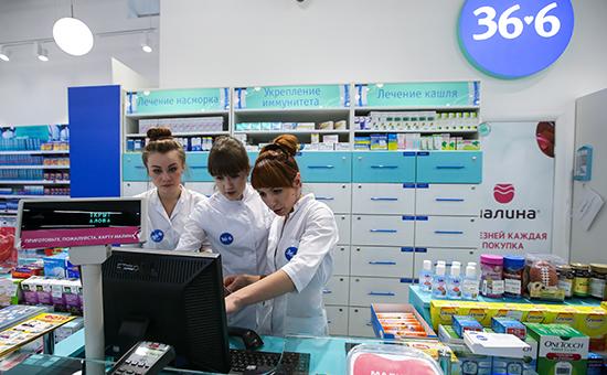 Аптеки «36,6» займутся реализацией фармацевтических средств через Интернет