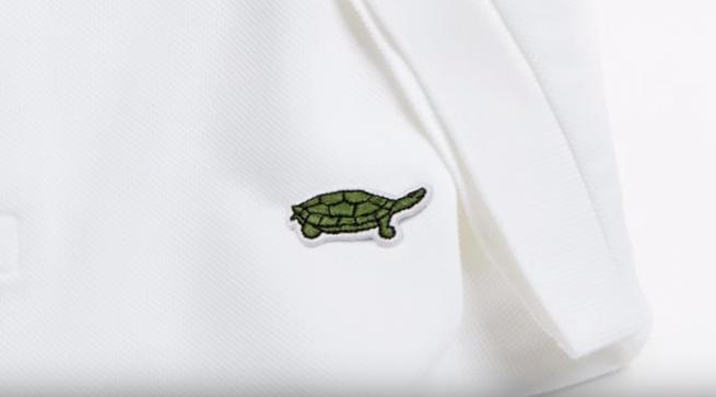 Французская компания Lacoste сменила логотип