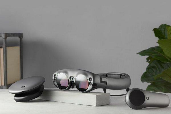 Magic Leap впервый раз показала AR-очки будущего