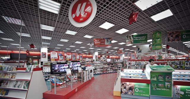 «М.видео» в Красноярске запретили продавать технику на 1,1 млн рублей