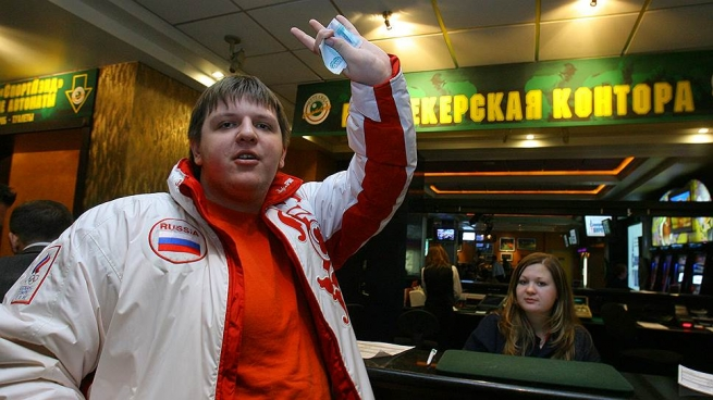 В Российской Федерации впервый раз начнет законно работать заграничный букмекер