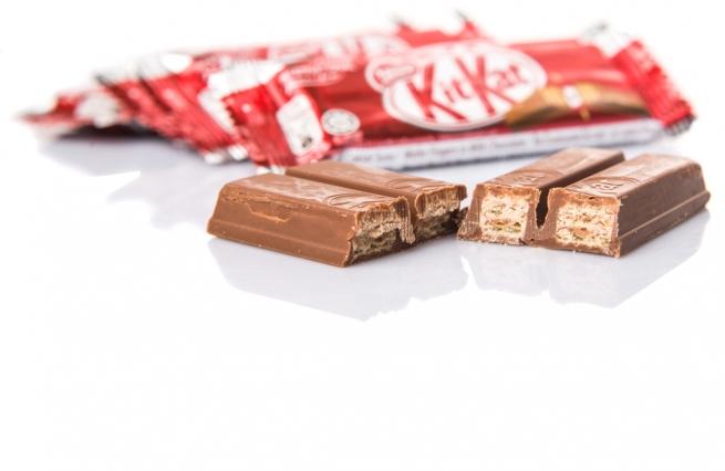 Nestle проиграла судебный спор вВеликобритании оформе шоколада KitKat