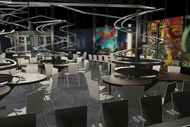 У ресторанов быстрого питания появился новый необычный формат