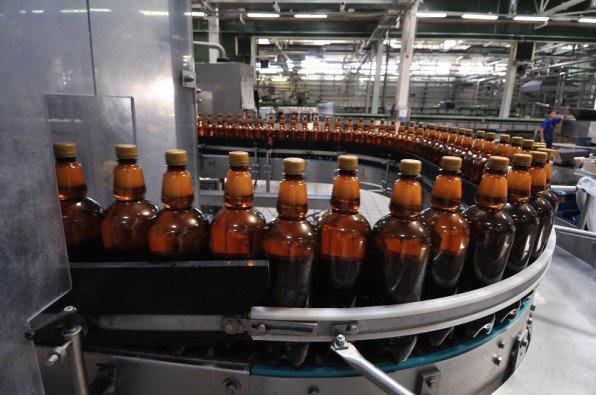 """""""Балтика"""" сообщила о кризисе пивоваренной индустрии в России"""