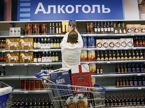 ФАС предлагает перераспределить акцизные сборы на спирт