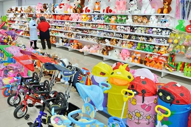 Shopping Index в категории  «детские товары» показывает рост