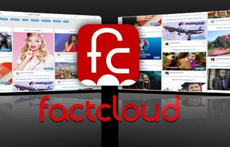 Запустили новую социальную сеть factcloud