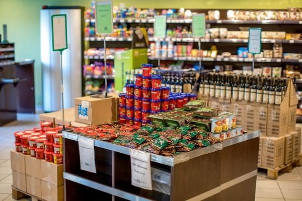 Первый кошерный супермаркет появился в Санкт-Петербурге