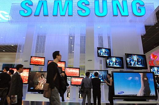 Samsung показала рекордную квартальную прибыль