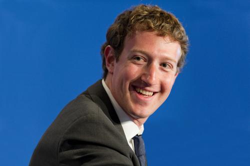 Цукерберг стал бизнесменом года поверсии журнала Fortune