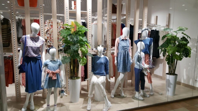 SELA открыла пятый магазин в Челябинске