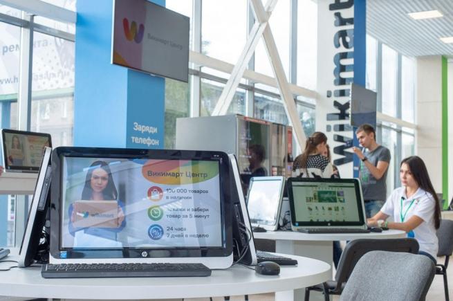 Wikimart открыл свой первый региональный офлайн-магазин в Новосибирске