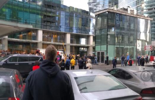 Изкомплекса «Город столиц» в«Москва-сити» эвакуированы неменее 3 тыс. человек