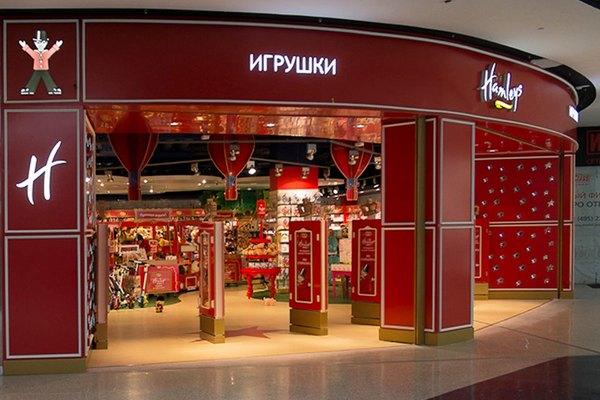 Hamleys может закрыть магазины в России или уменьшить их площадь
