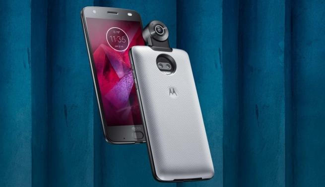 Смартфоны Motorola показывают низкие продажи в России