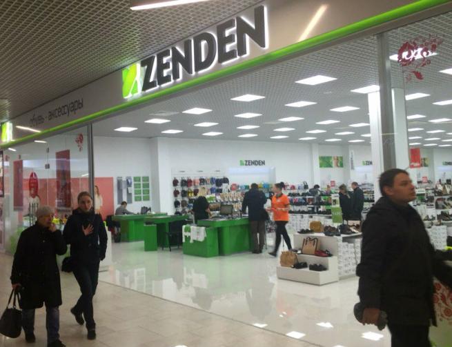 Zenden открыла флагманский магазин в Туле