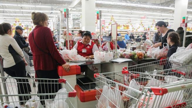 Москвичи стали реже делать покупки в супермаркетах — Исследование