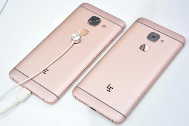 Мобильные телефоны LeEco появились вмагазинах «Связной» и«Билайн»