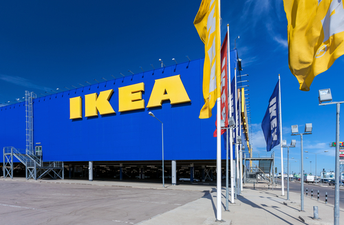 IKEA жаловалась бизнес-омбудсмену наарест счетов