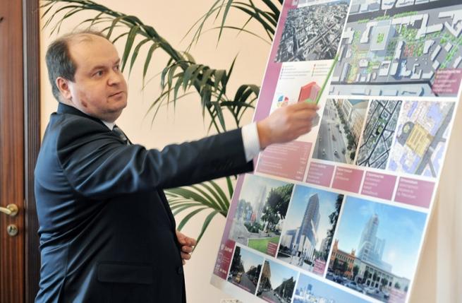 Сергей Лепендин: «Мы не боимся конкуренции с крупными торговыми центрами»