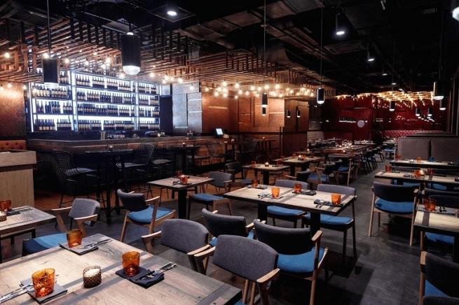 Новая ресторанная концепция Cheese Connection появилась в БЦ «Белые Сады»