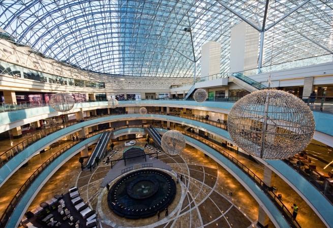 Навидео угодила эвакуация торгового комплекса вцентральной части Москвы
