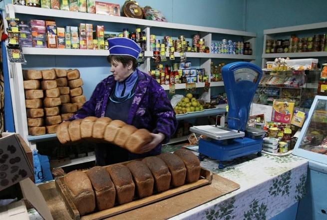 Минимальная продуктовая корзина вглубинке оказалась дороже московской