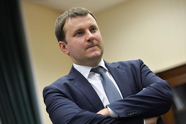 Орешкин заявил, что в России должна появиться своя Alibaba