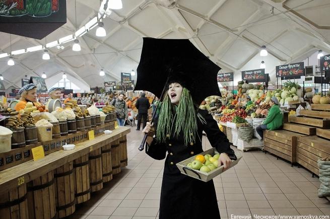 В московских ТЦ откроются аналоги Даниловского рынка