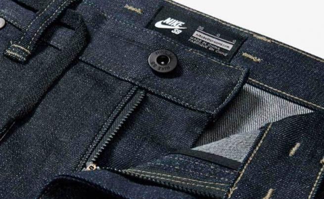Nike создаст джинсы для спорта
