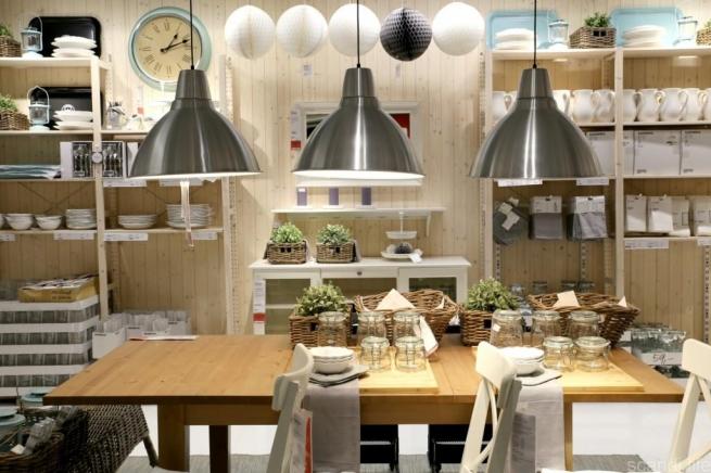 IKEA откроет компактный магазин в пределах МКАД