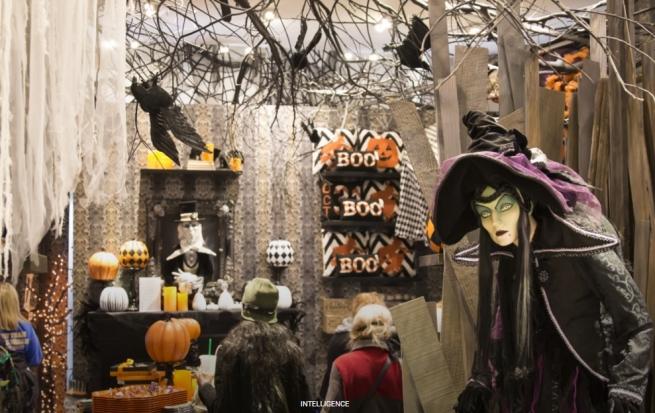 Универмаги опасаются оказаться «за бортом» в Хэллоуин
