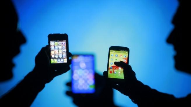 В РФ пользуются популярностью кнопочные телефоны нокиа