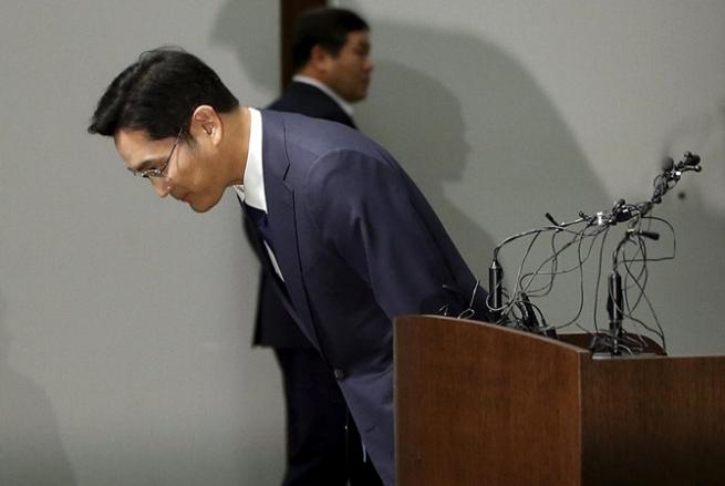 Cуд вЮжной Корее нестал арестовывать вице-президента компании Самсунг