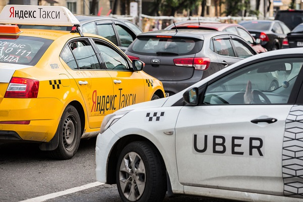 ФАС получила ходатайство «Яндекса» иUber обобъединении бизнесов