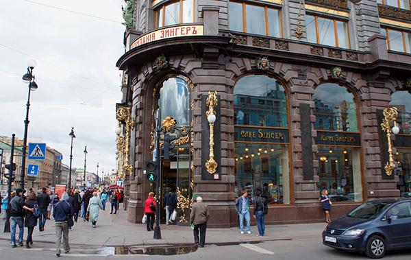 Доля свободных помещений на основных торговых улицах Петербурга снизилась за 4 кв 2016 г