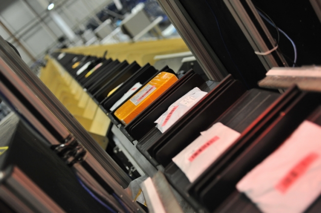 Почта РФ отметила рост интернациональных отправлений наполовину