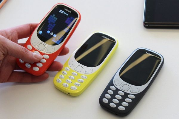 Нокиа стала лидером в Российской Федерации попродажам кнопочных телефонов