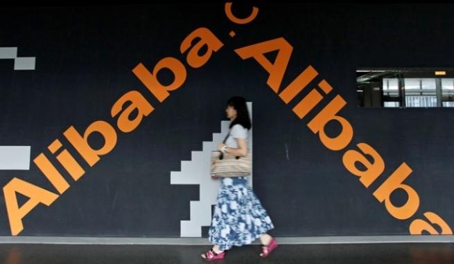 Чистая прибыль Alibaba упала на треть