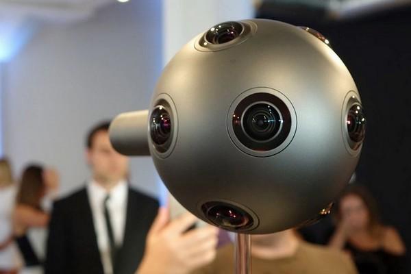 Нокиа откажется отразработки VR-камер Ozo исократит 310 служащих
